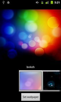 HTC EVO3D Stock Wallpapers screenshot 3