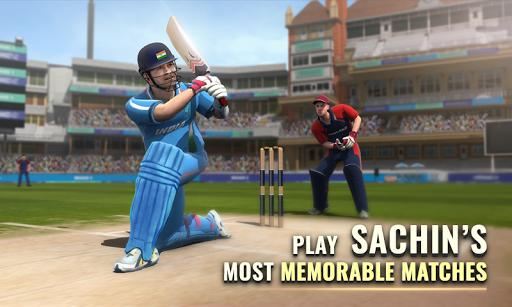 Sachin Saga Cricket Champions स्क्रीनशॉट 1