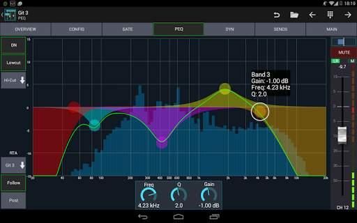 Mixing Station XM32 screenshot 15