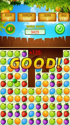 الفاكهة البوب 3 تصوير الشاشة