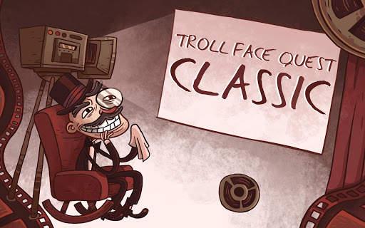 Troll Face Quest Classic screenshot 9