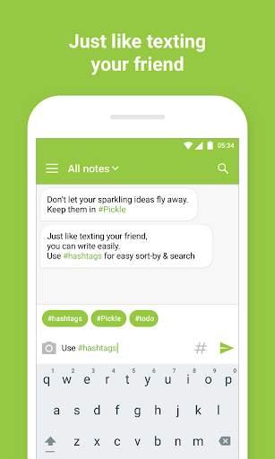 Pickle - A simple note screenshot 2