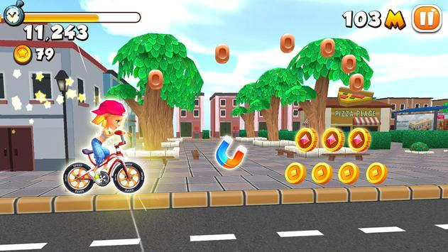 Bike Race - 3d Racing screenshot 2