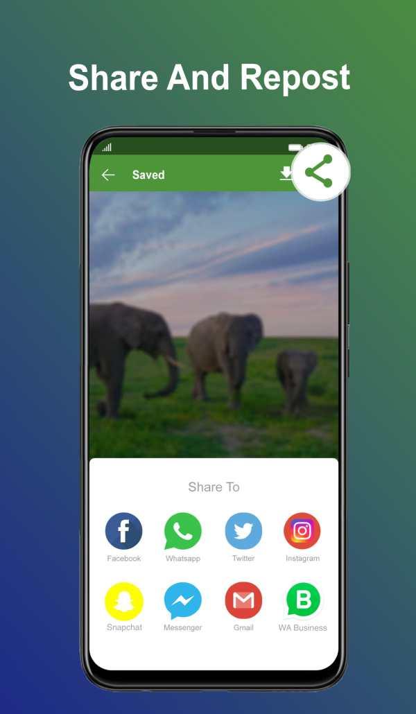 Status Saver - Download & Save Status for WhatsApp screenshot 3