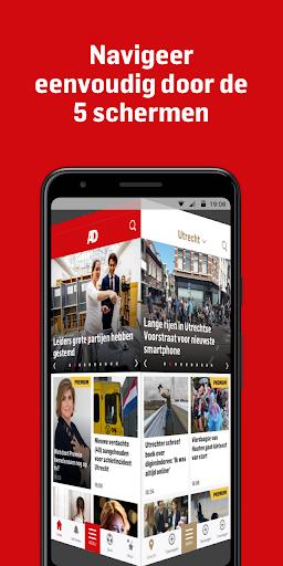 AD - Nieuws, Sport, Regio & Entertainment 5 تصوير الشاشة