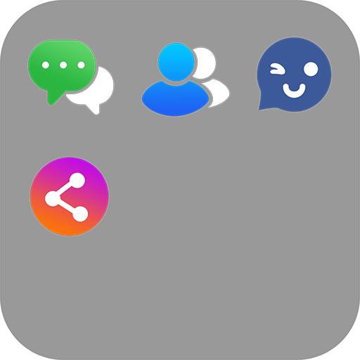 Dual Space - Multiple Accounts & App Cloner icon