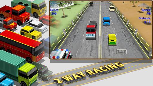 2Way Racing3D screenshot 2