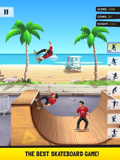 Flip Skater 6 تصوير الشاشة