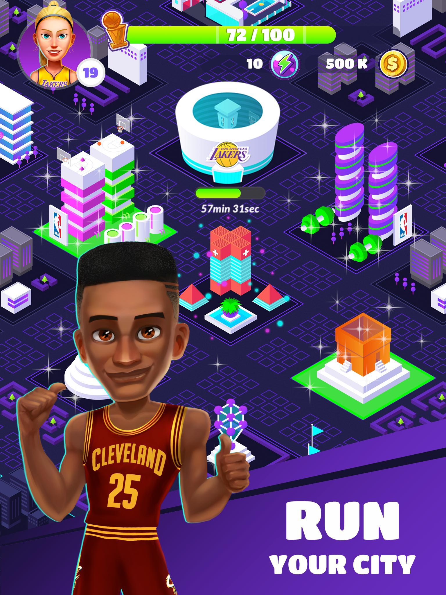NBA Life 12 تصوير الشاشة