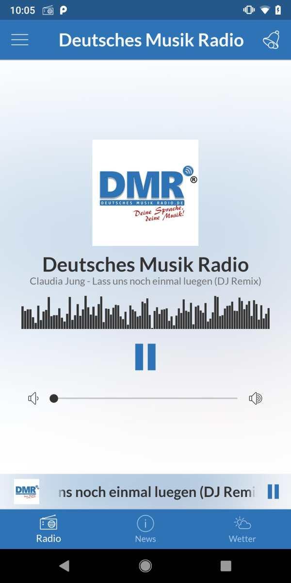 DMR screenshot 1