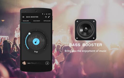 Equaliser musik & Penguat bass screenshot 7