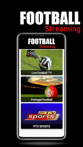 Live Football Tv Stream HD screenshot 2