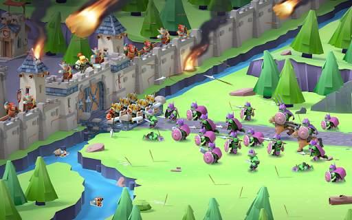 Game of Warriors screenshot 2