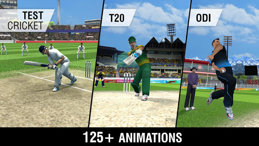 World Cricket Championship 2 - WCC2 स्क्रीनशॉट 11