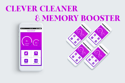 Clever Cleaner & Repair System Android Fix Problem screenshot 3