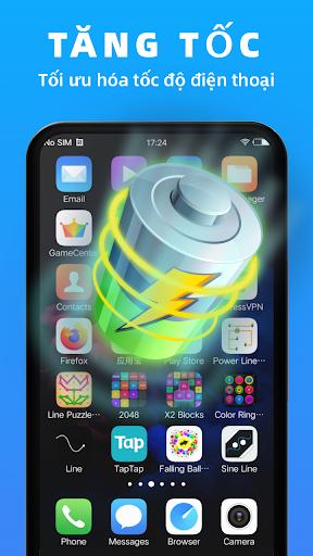 Dọn dẹp nhanh hơn - Tệp rác dọn dẹp và tăng tốc độ screenshot 4