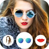 Girl Photo Editor: Beauty Photo Makeup Look on 9Apps