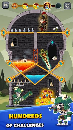 How to Loot - Pin Pull & Hero Rescue screenshot 3