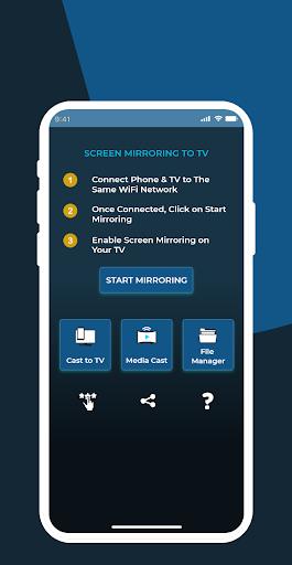 Wireless Display Finder : Cast to TV screenshot 3