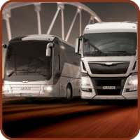 Truck and bus mania on APKTom