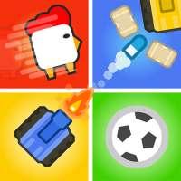 Jogos para 2 3 e 4 Jogadores on 9Apps