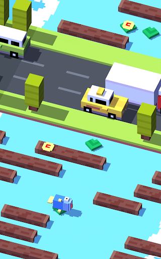 Crossy Road screenshot 23
