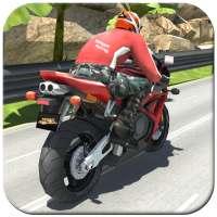 Moto Racer  on 9Apps