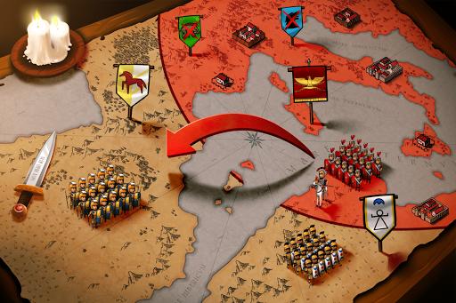 Grow Empire: Rome 3 تصوير الشاشة