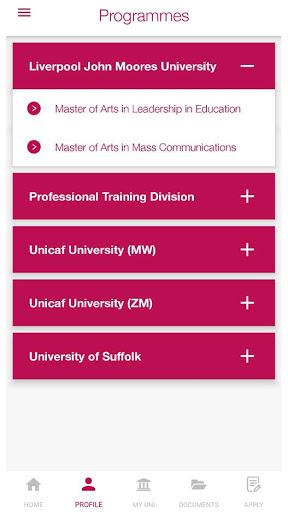 Unicaf | UK University Degree Scholarships screenshot 3