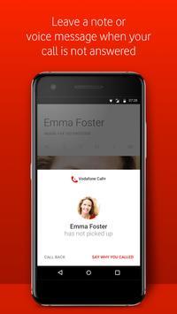 Vodafone Call  & Message  7 تصوير الشاشة