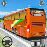 offroad huấn luyện viên xe buýt điều khiển giả lập