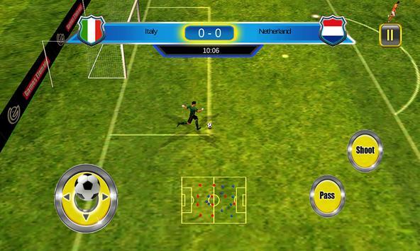 Soccer World Cup 2014 screenshot 7