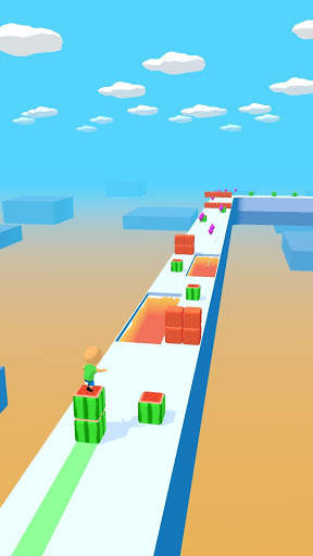 Cube Surfer! screenshot 3