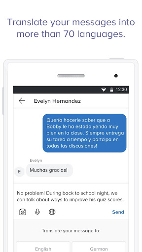 Remind: School Communication screenshot 4