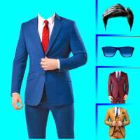 Men suit photo editor on 9Apps