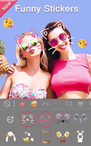 Sweet Selfie - Beauty Camera & Best Pics Editor 3 تصوير الشاشة