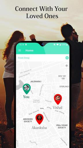 Family Locator - Family GPS Tracker screenshot 1
