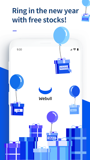 Webull: Investing & Trading. All Commission Free screenshot 1