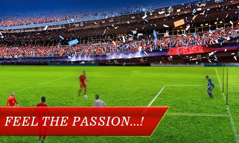 Soccer Champions 2016 2 تصوير الشاشة
