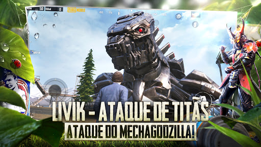 PUBG MOBILE - Travessia screenshot 6