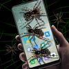 Spider in phone prank أيقونة