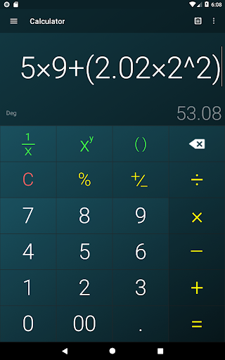 Multi Calculator screenshot 11