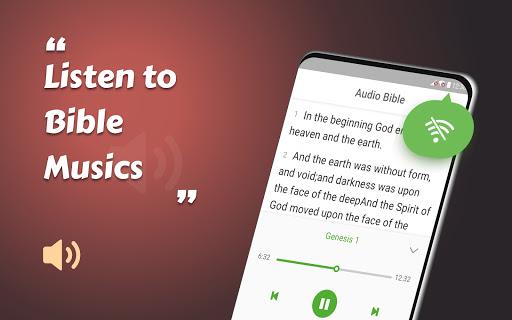 King James Bible (KJV) - Free Bible Verses   Audio screenshot 6