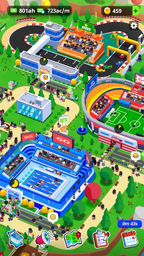 Sports City Tycoon - Idle Sports Games Simulator screenshot 6