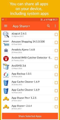 App Sharer+ screenshot 1