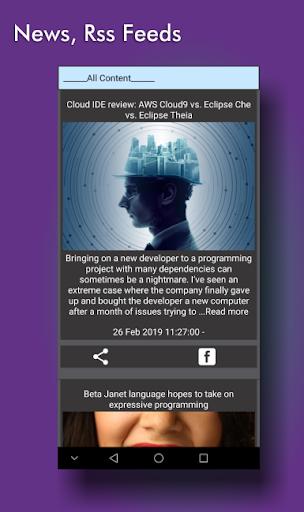 Learn Java: java tutorial screenshot 5