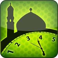 Waktu Sholat: waktu shalat & Arah Kiblat on 9Apps