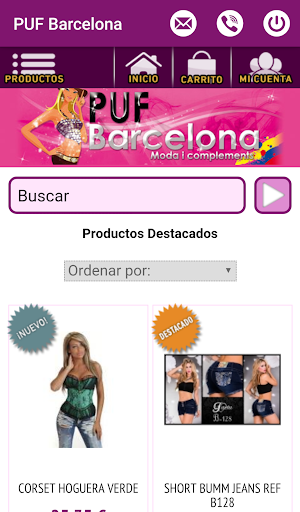 PUF Barcelona screenshot 1