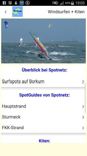 Borkum App für den Urlaub screenshot 7