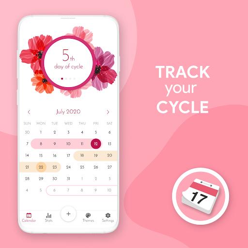 My Calendar - Period Tracker 2 تصوير الشاشة